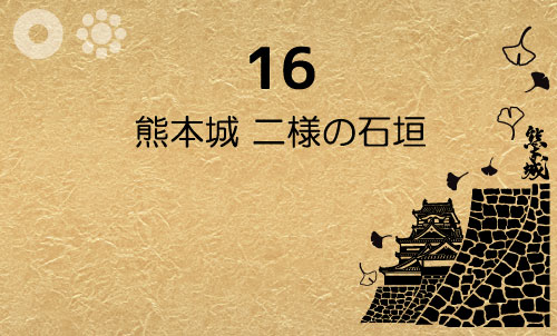 P kumamoto castle 桜